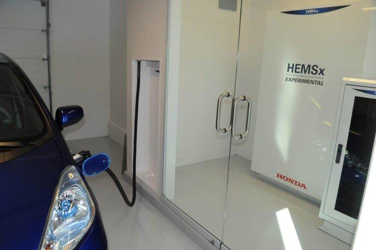 Проект умного дома от Honda