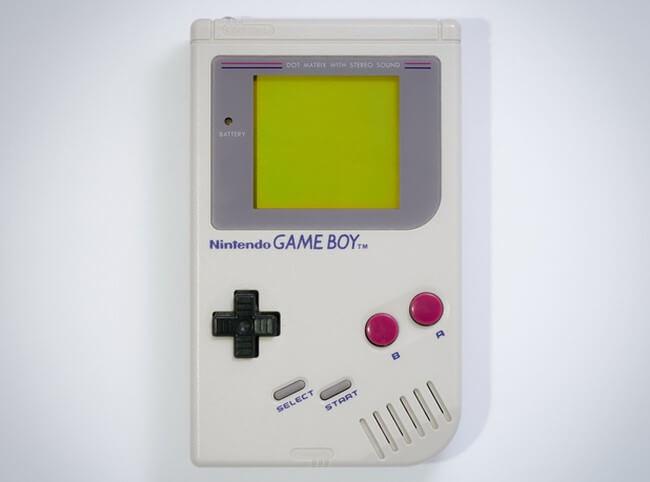 Game Boy исполняется 25 лет