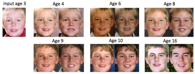 illumination-aware age progression