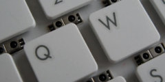 Клавиатура распознающая жесты