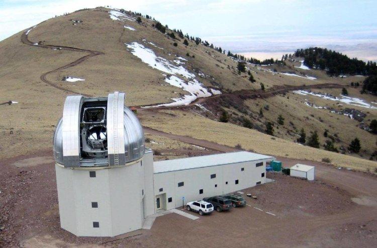 Телескоп NESSI для поиска экзопланет