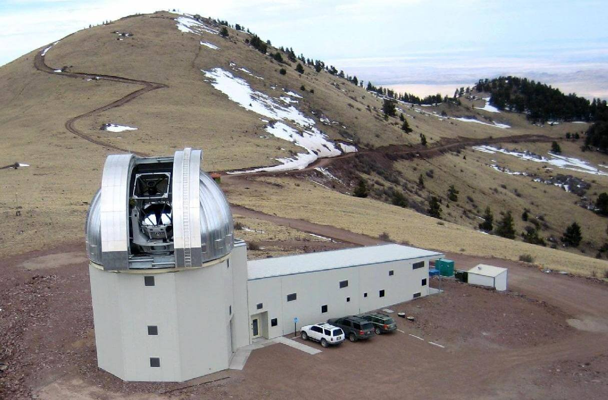 Наземный телескоп, который займется изучением экзопланет, готов к работе
