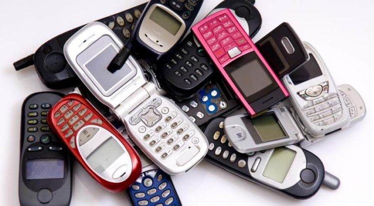 Телефоны для утилизации