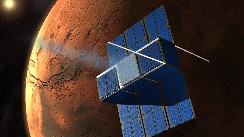 Студенты отправят на Марс капсулу времени