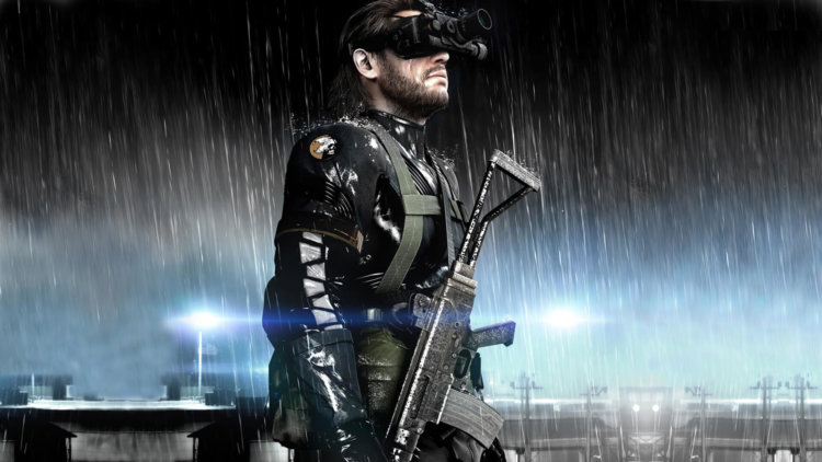 Как создавались спецэффекты игры MGS V: Ground Zeroes