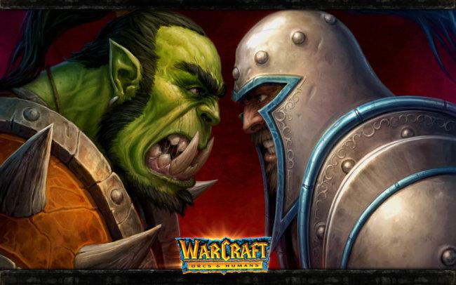 Первый кадр со съёмочной площадки Warcraft
