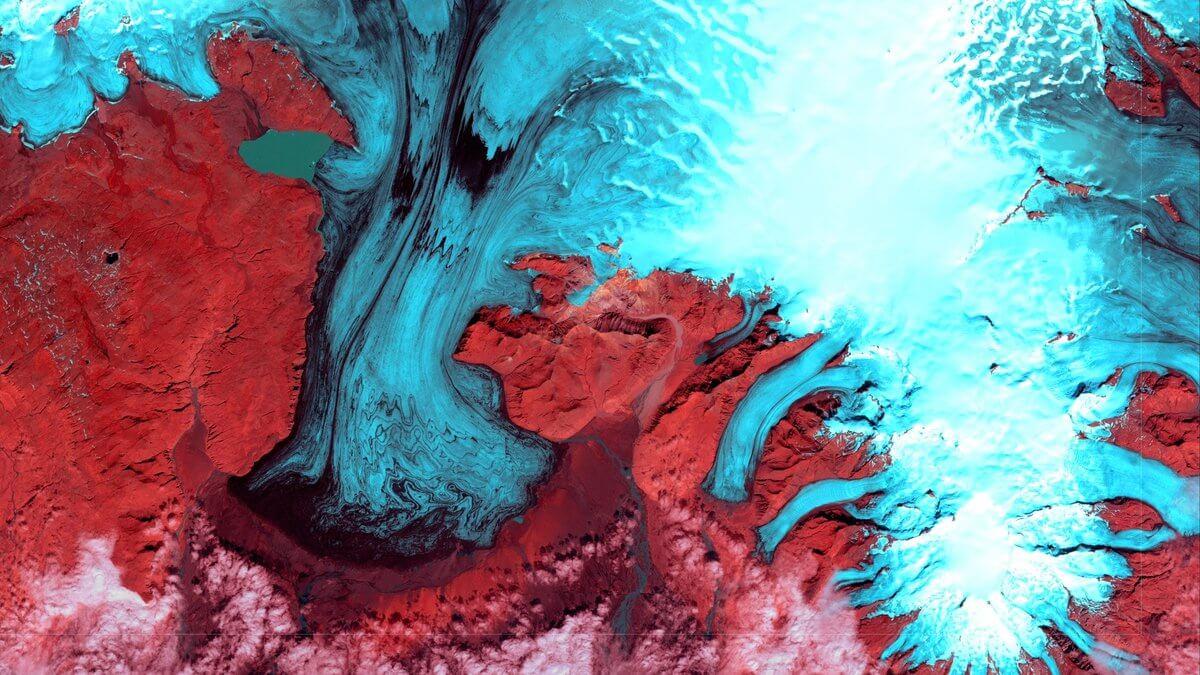 Вид на Землю из космоса (16 фото)