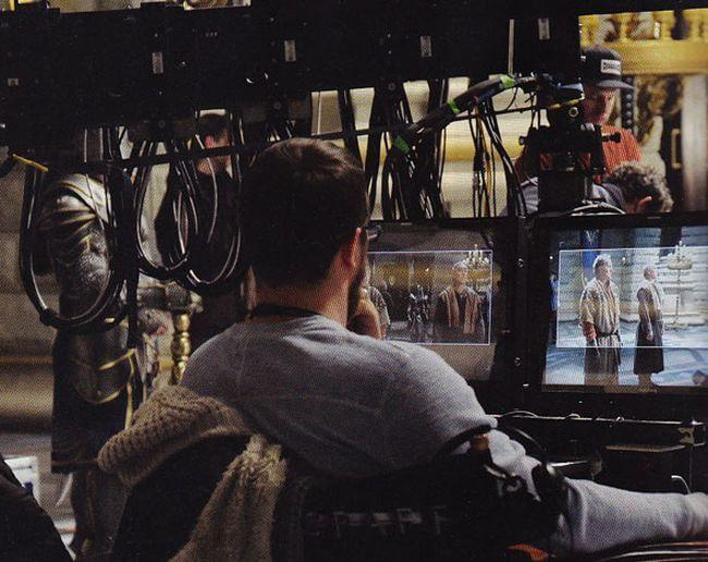 Дункан Джонс в режиссёрком кресле