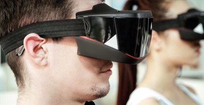 ANTVR - китайский конкурент Oculus Rift