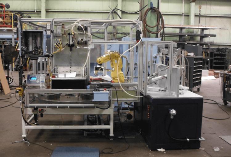 Производственное оборудование Ambri