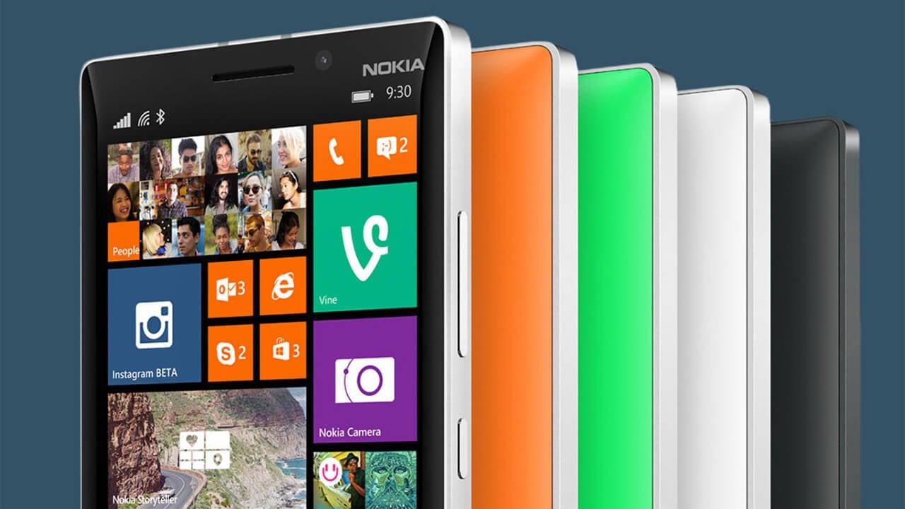 Репортаж с презентации Nokia Lumia 630 и 930