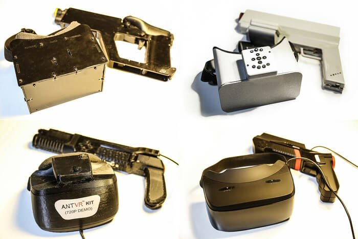 Прототипы устройства