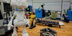Робот Jimmy от Intel