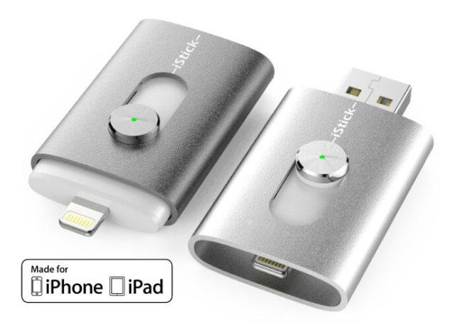 iStick - флэшка для iOS-устройств