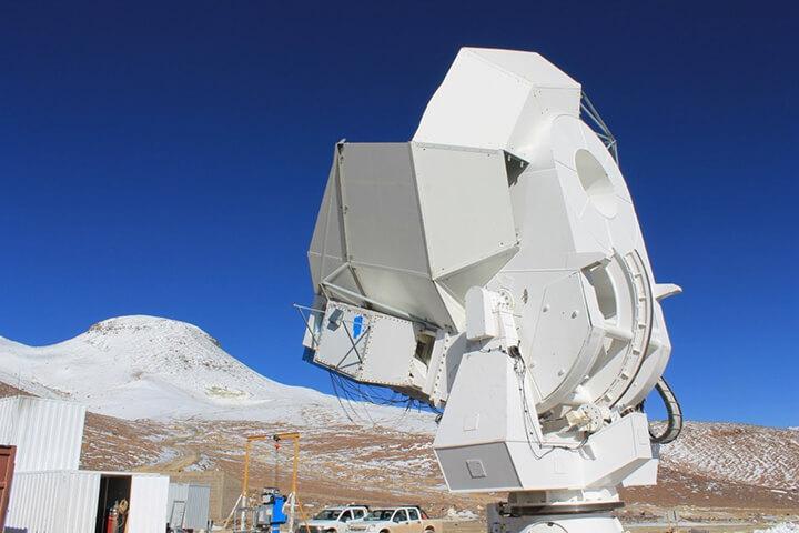 Телескоп POLARBEAR