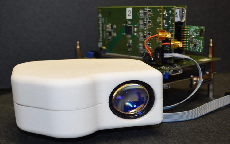 MARS - самый компактный сканер сетчатки глаза