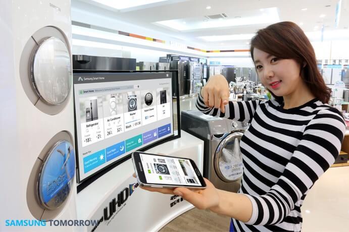 Корейская бытовая техника станет ещё умнее