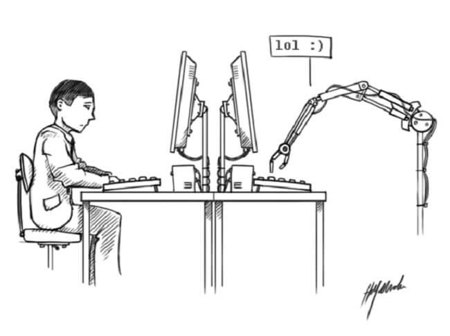 Впервые компьютер прошел тест Тьюринга Hi News Ru