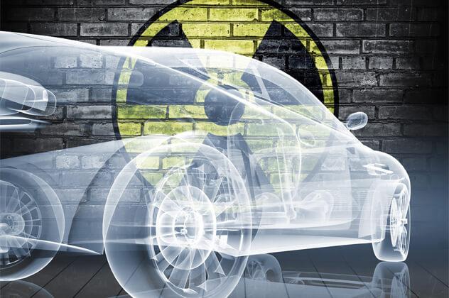Ядерный автомобиль
