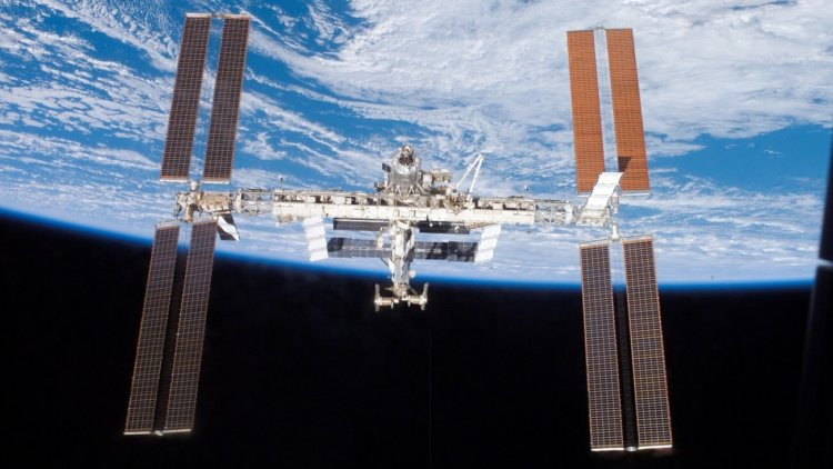 NASA при помощи лазера передало видео с МКС на Землю