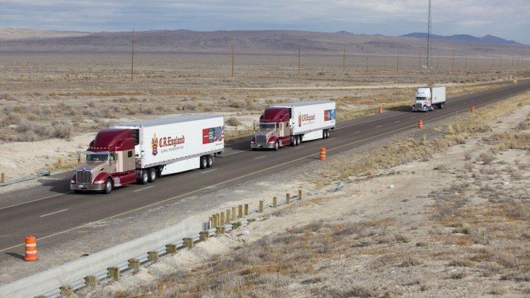 Система автоматического управления грузовиками