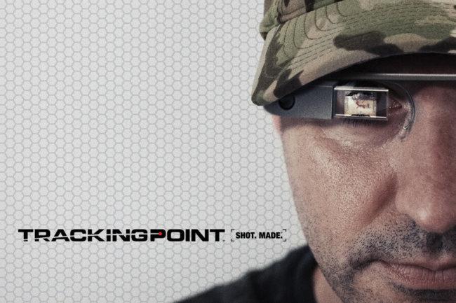 Google Glass позволит солдатам стрелять из-за угла