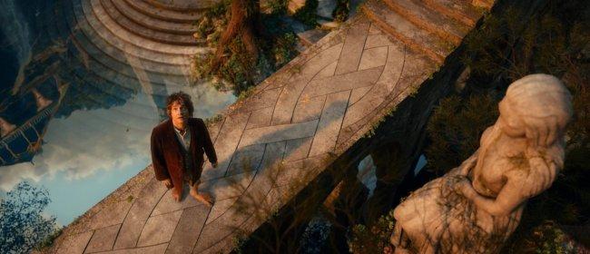 Кадр из кинофильма Хоббит
