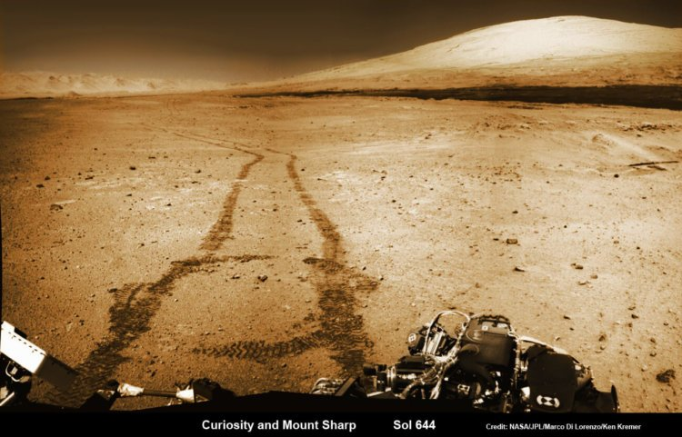 Curiosity-Sol-644
