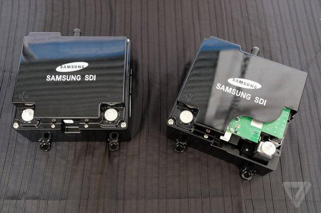 Samsung и Ford представили новые аккумуляторы
