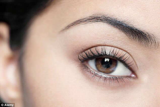Гены что отвечают за цвет глаз