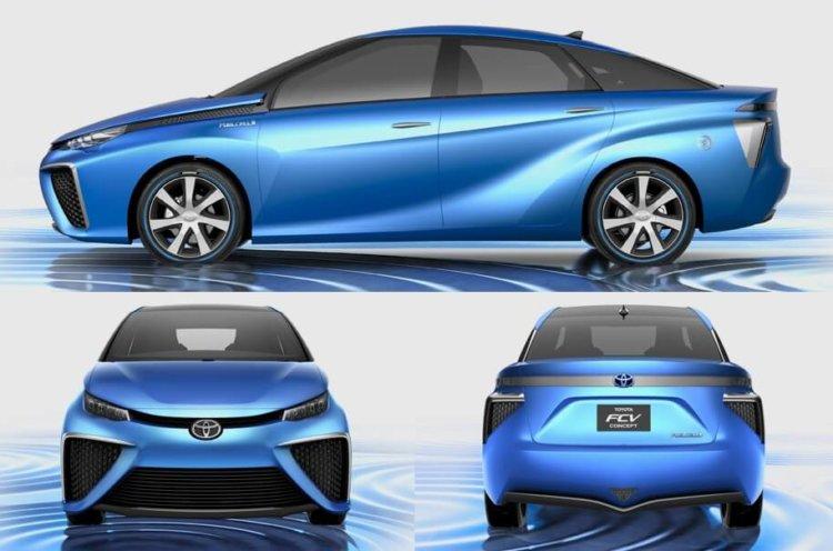 FCV Toyota