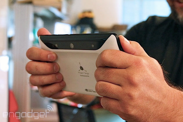 Project Tango Tablet 2