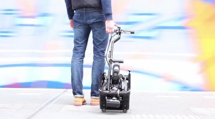 Электрический скутер Trikelet