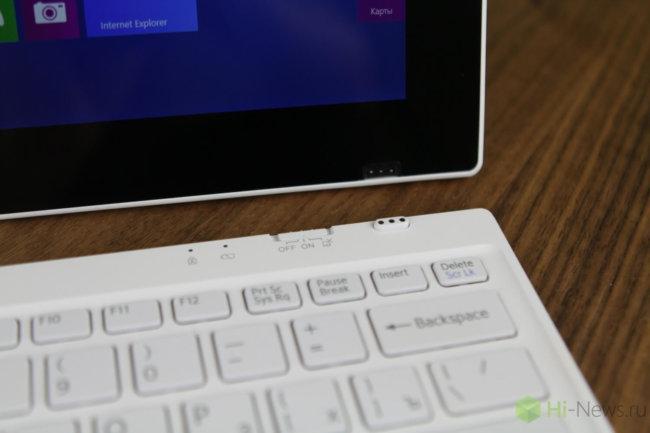 VAIO клавиатура