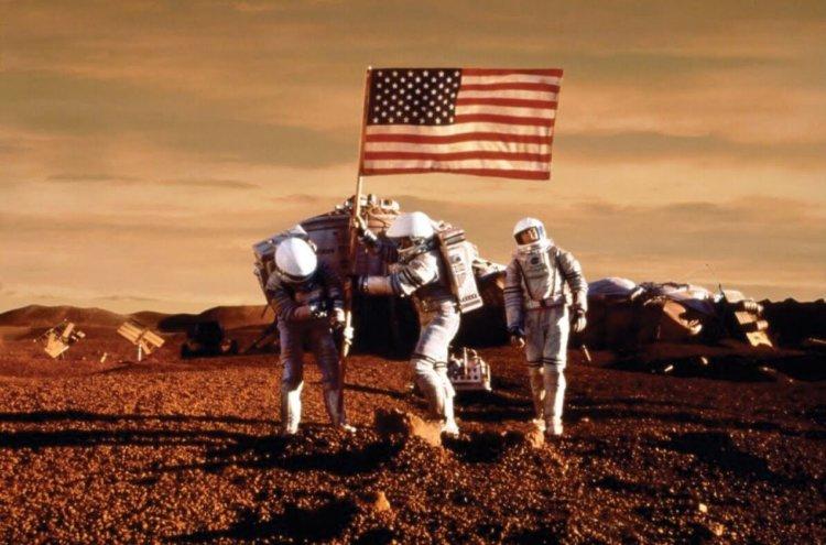 У NASA не хватит денег для того, чтобы отправить людей на Марс