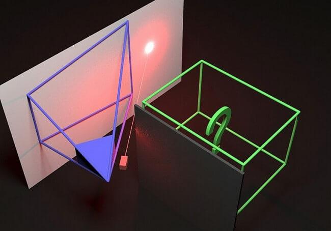 Создана камера, способная «заглянуть» за угол без использования зеркал