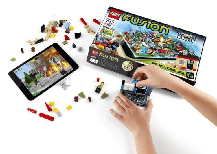 Платформа Lego Fusion