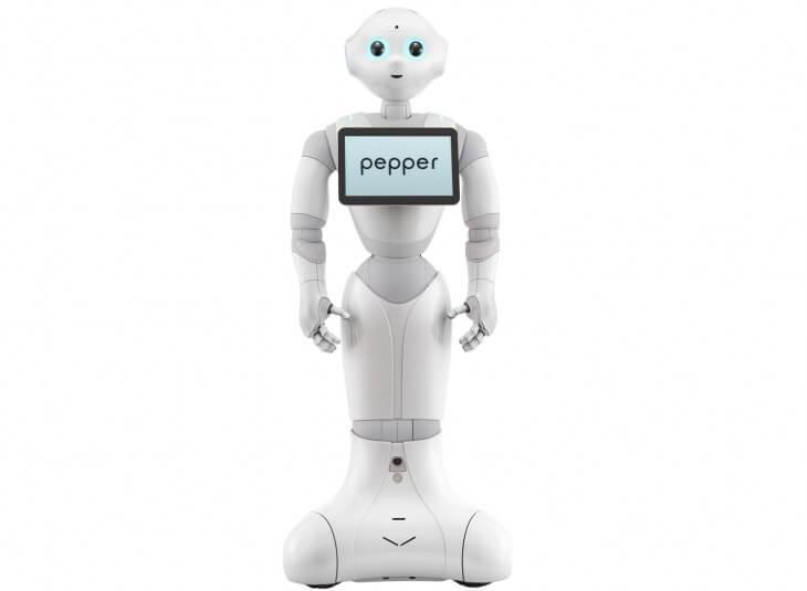 Эмоциональный робот Pepper будет стоить менее 2000 долларов