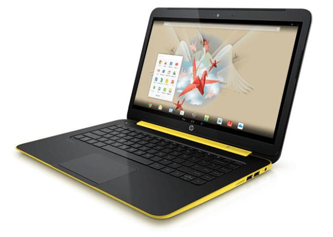 HP представила 14-дюймовый Android-ноутбук