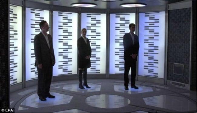 Комната телепортации