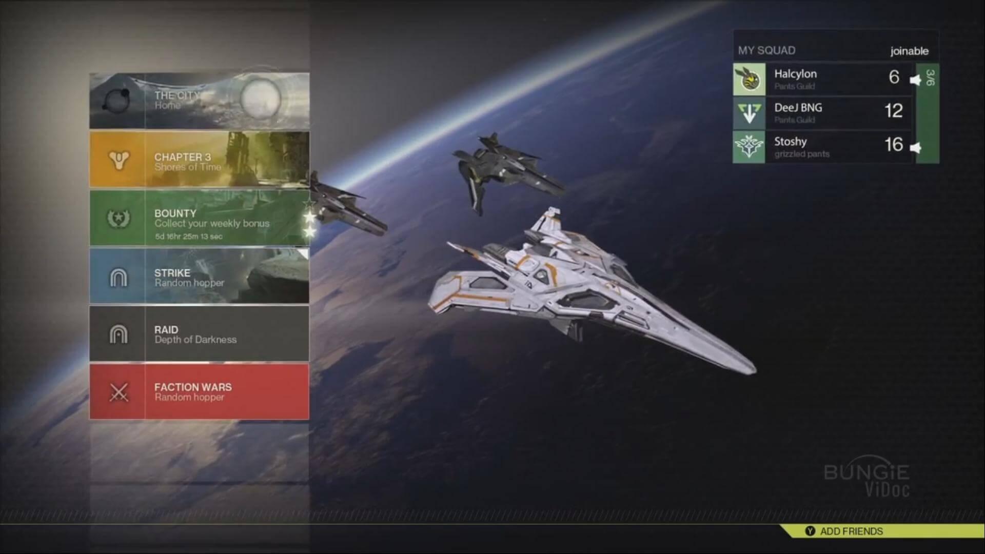 Первые впечатления от Destiny Beta