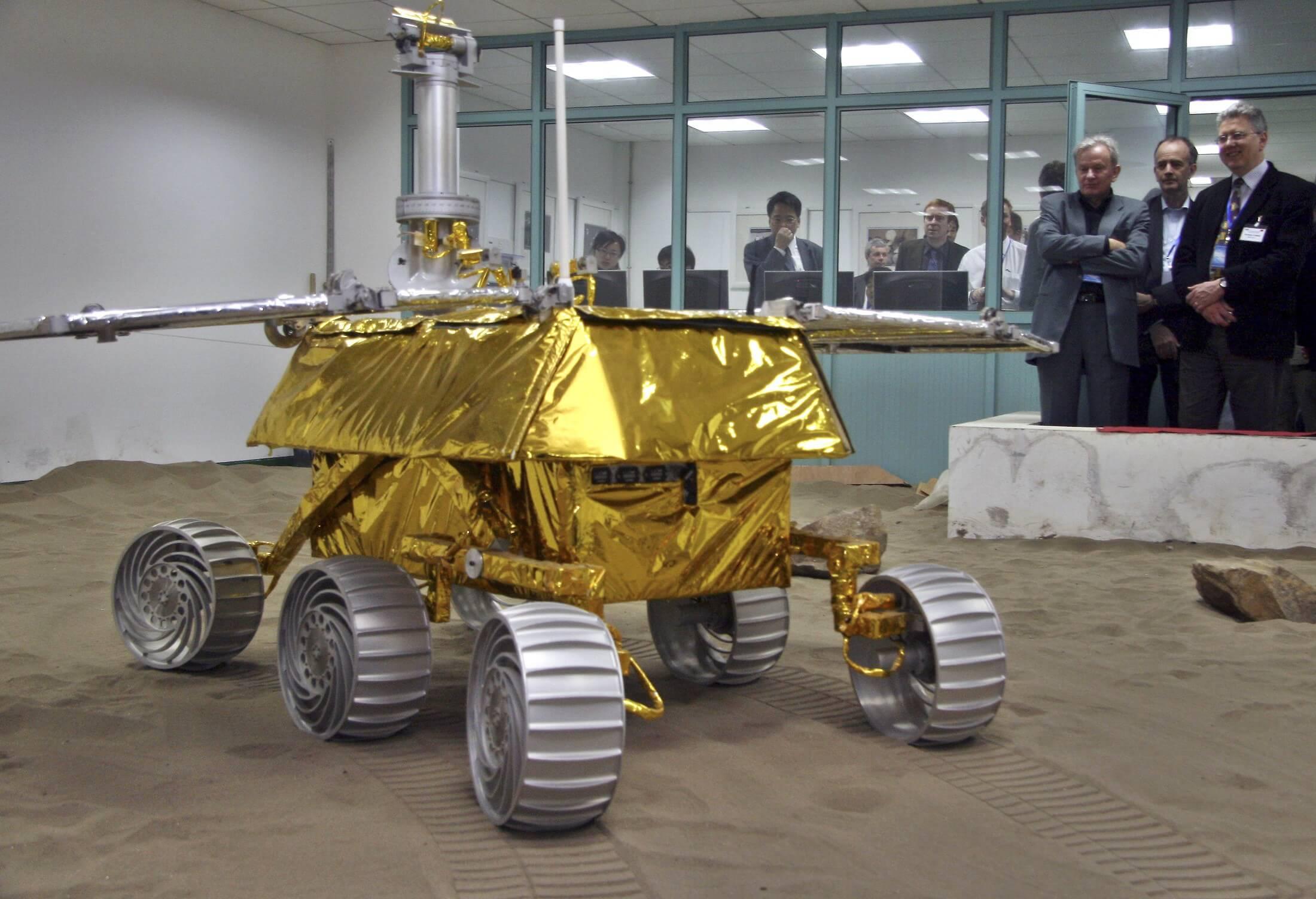 Космическая программа Китая – путь к возрождению страны (3 фото)