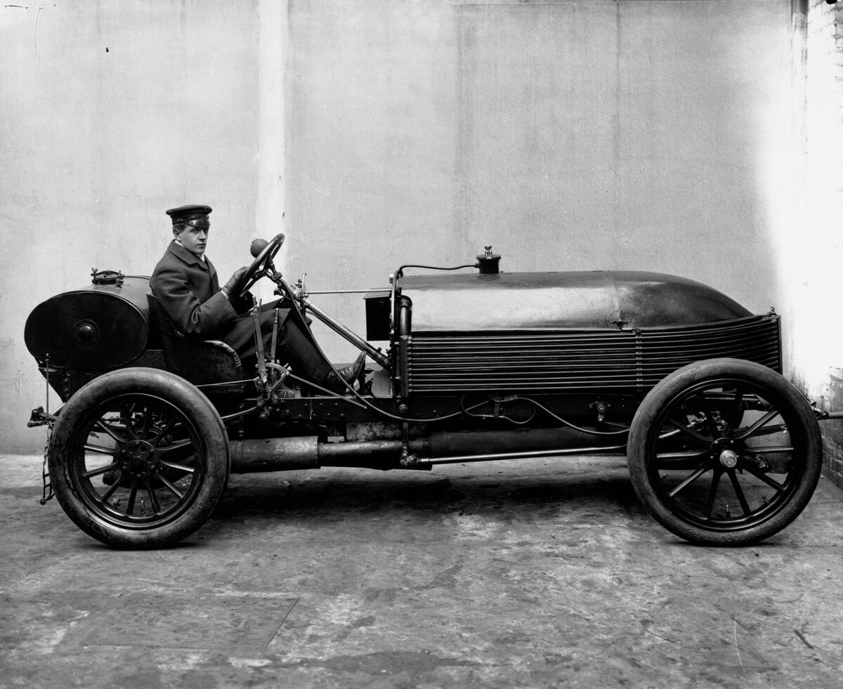 Napier Racing Car