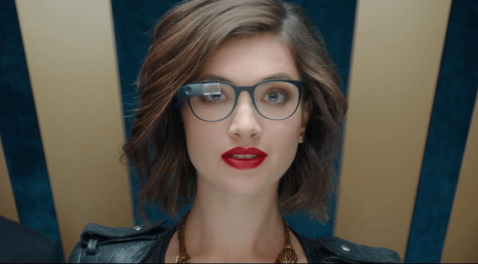 Стильные Google Glass