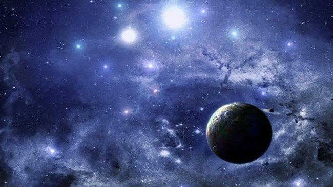 Вселенная в искусстве