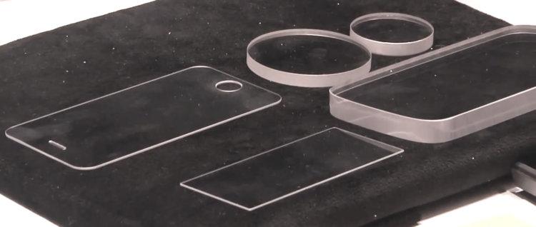 Передняя панель iPhone 6 будет выполнена не из чистого сапфира