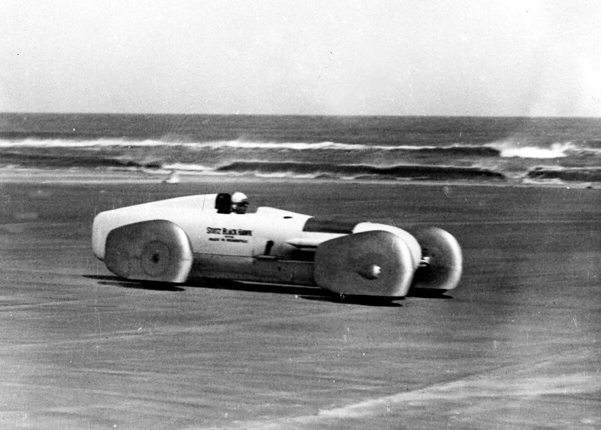 Daytona Frank Lockhart