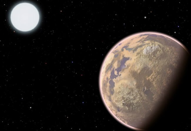 Людям предложили искать внеземной разум на экологически грязных планетах