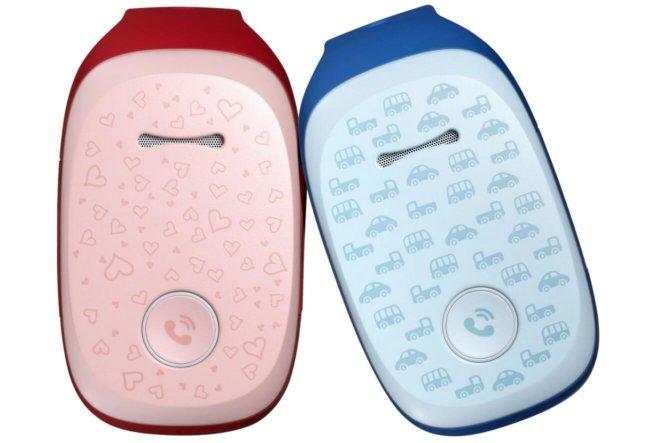 Умный браслет для детей LG KizON