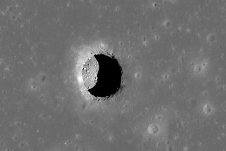 Лунная пещера